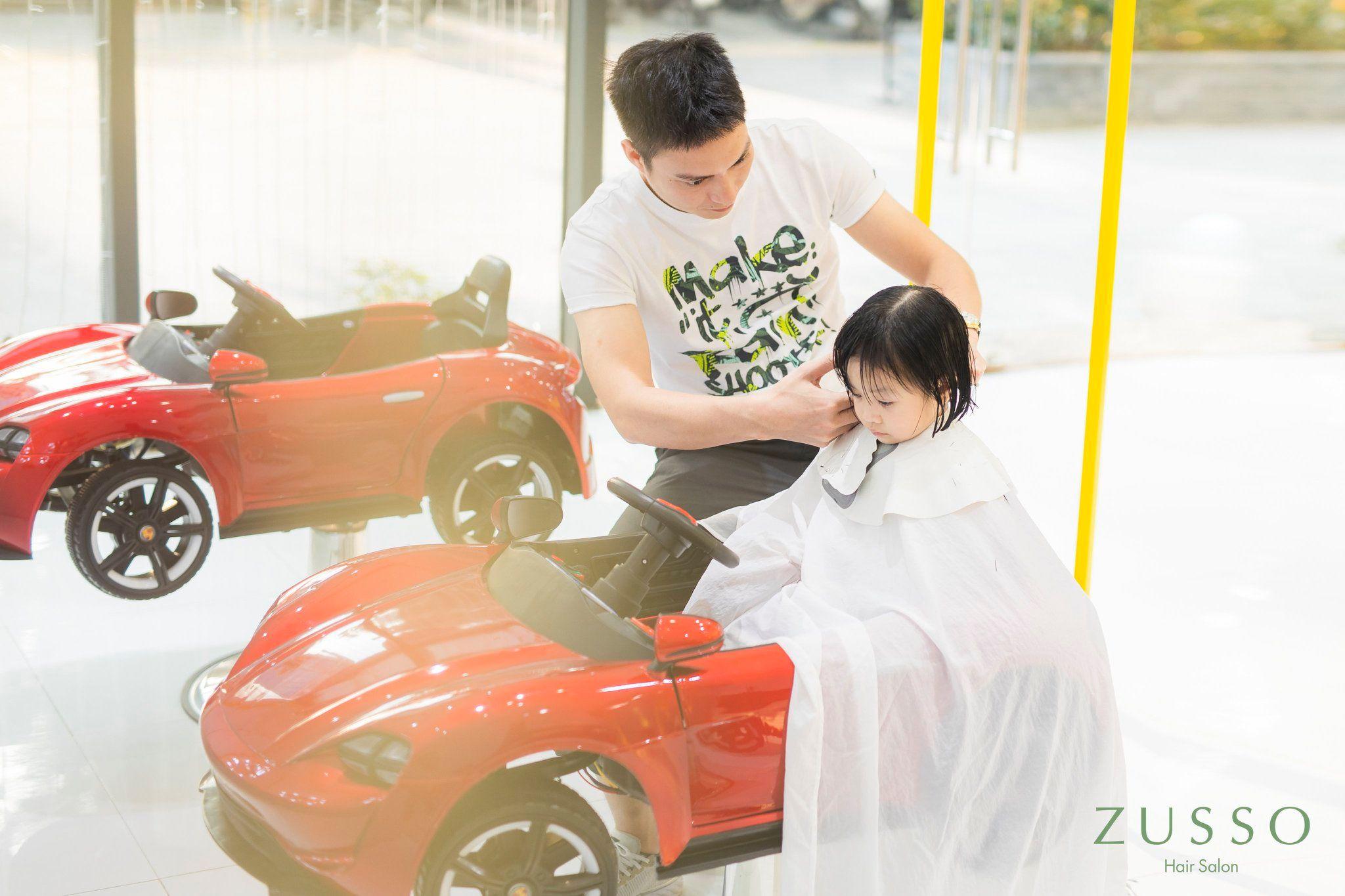 Nhuộm tóc an toàn cho bé để không bị ảnh hưởng đến sức khỏe